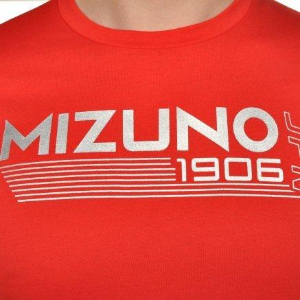 Футболка Mizuno HeritageOriginsTee - 110857, фото 5 - интернет-магазин MEGASPORT