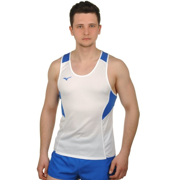 Майка Mizuno Authentic Singlet - MEGASPORT