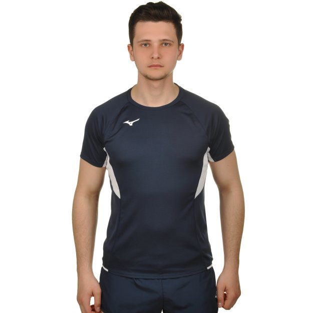 Футболка Mizuno Authentic Tee - MEGASPORT