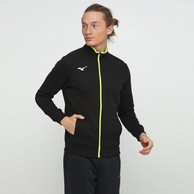 Кофта Mizuno Sweat Fz Jacket - MEGASPORT