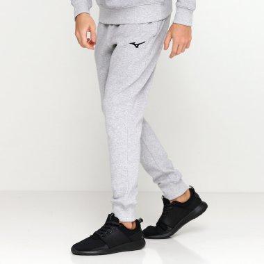 Спортивные штаны mizuno Sweat Pant - 113202, фото 1 - интернет-магазин MEGASPORT