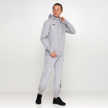 Спортивные штаны mizuno Terry Pant - 113204, фото 1 - интернет-магазин MEGASPORT