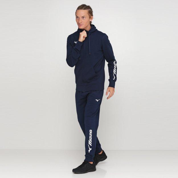 Спортивнi штани Mizuno Terry Pant - 113205, фото 1 - інтернет-магазин MEGASPORT