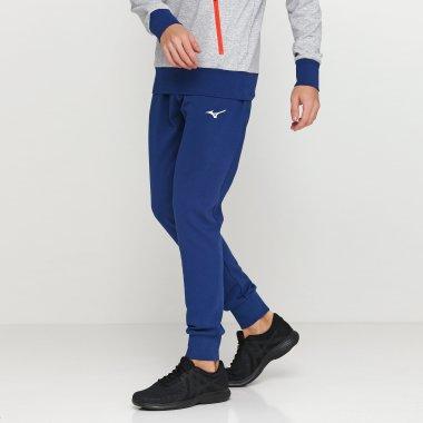 Спортивные штаны mizuno Heritage Rib Pant - 113217, фото 1 - интернет-магазин MEGASPORT