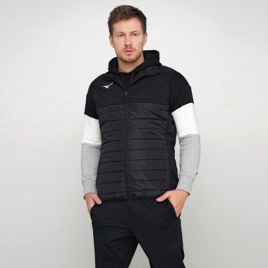 Куртки-жилеты mizuno Sapporo Padded Gilet M - 121197, фото 1 - интернет-магазин MEGASPORT