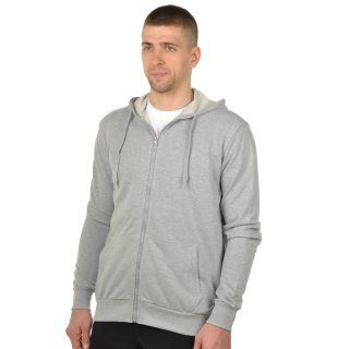 Кофта Lagoa Mens Hooded Unbrushed Cotton Jacket - фото 2