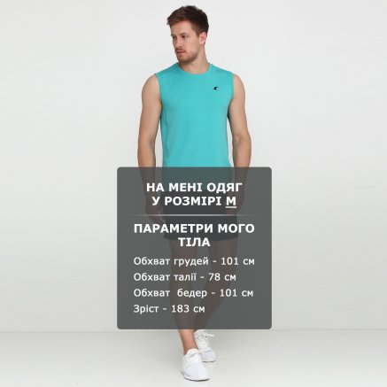 Майка Lagoa Men's Mesh Sleeveless Vest - 117397, фото 6 - інтернет-магазин MEGASPORT