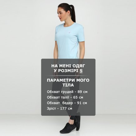 Футболка Lagoa Women's T-Shirt - 117413, фото 6 - інтернет-магазин MEGASPORT