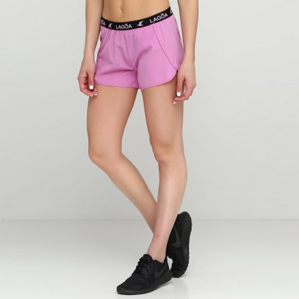 Шорты Lagoa Women's Training Shorts - 117417, фото 2 - интернет-магазин MEGASPORT