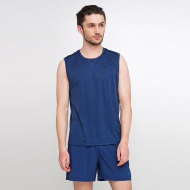 Майки lagoa Men's Mesh Sleeveless Vest - 123638, фото 1 - интернет-магазин MEGASPORT
