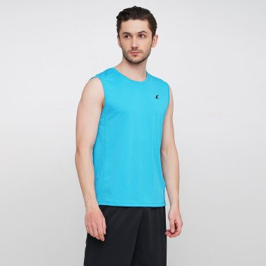Майки lagoa Men's Mesh Sleeveless Vest - 123639, фото 1 - інтернет-магазин MEGASPORT