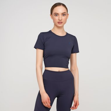 Футболки lagoa women's active crop top - 135694, фото 1 - интернет-магазин MEGASPORT