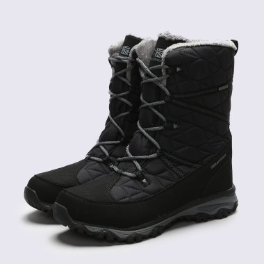 Сапоги karrimor Polar Quilt Ladies Wt Black - 114172, фото 1 - интернет-магазин MEGASPORT