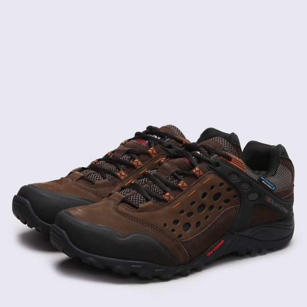 Ботинки Karrimor Appalachian Low Weathertite Brown - MEGASPORT