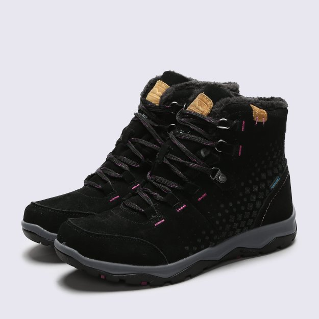 Черевики Karrimor Winnipeg Ladies Weathertite Black - MEGASPORT