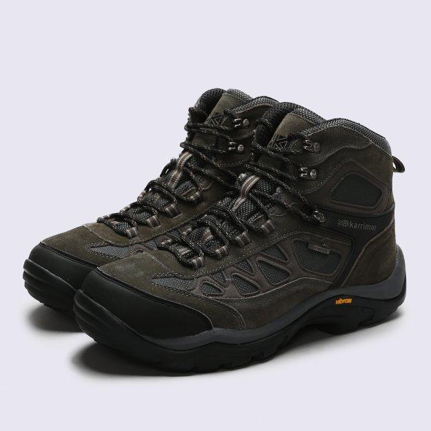 Ботинки Karrimor Denver 2 Wt Charcoal - MEGASPORT