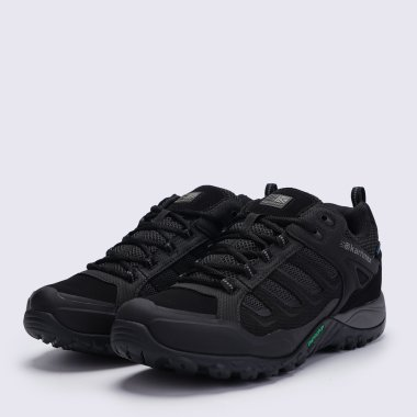 Ботинки karrimor Helix Low Weathertite Black - 114174, фото 1 - интернет-магазин MEGASPORT
