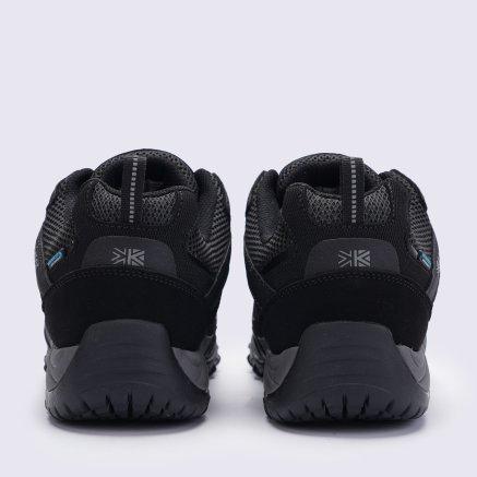 Ботинки Karrimor Helix Low Weathertite Black - 114174, фото 3 - интернет-магазин MEGASPORT