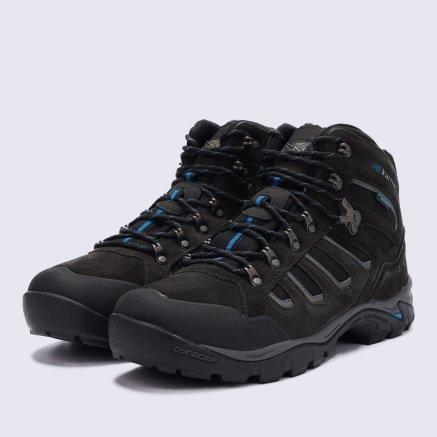 Ботинки Karrimor Bodmin Winter Weathertite Black - 114176, фото 1 - интернет-магазин MEGASPORT