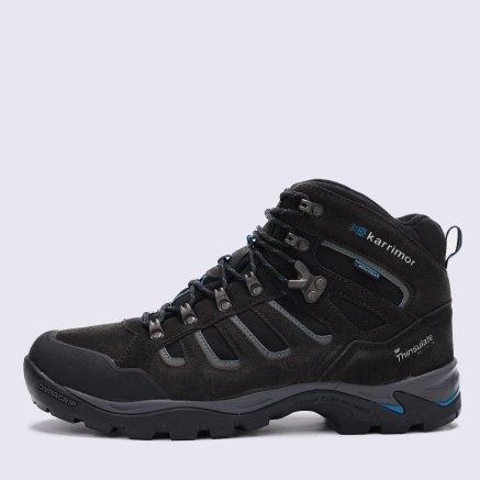 Ботинки Karrimor Bodmin Winter Weathertite Black - 114176, фото 2 - интернет-магазин MEGASPORT