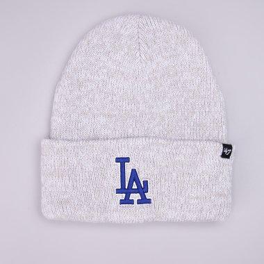 Шапки, Шарфи, Пов'язки 47-brand Mlb Los Angeles Dodgers Brain - 112680, фото 1 - інтернет-магазин MEGASPORT
