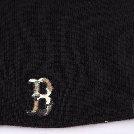 Шапка 47 Brand Camfill Beanie Boston Red S - 112685, фото 3 - интернет-магазин MEGASPORT