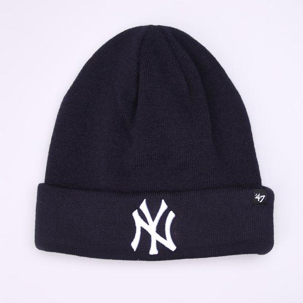 Шапка 47 Brand Recluse Cuff Knit Yankees - MEGASPORT