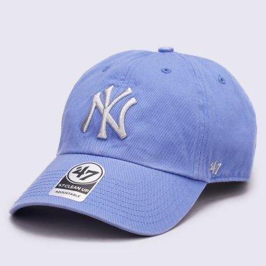 Кепки и Панамы 47-brand Clean Up Ny Yankees Metallic - 117280, фото 1 - интернет-магазин MEGASPORT