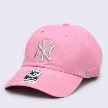 Кепки и Панамы 47-brand Clean Up Ny Yankees Metallic - 117281, фото 1 - интернет-магазин MEGASPORT