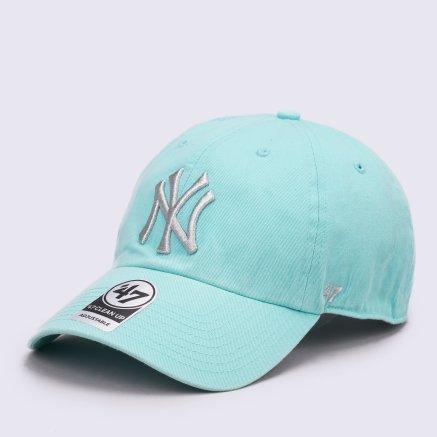 Кепка 47 Brand Clean Up Ny Yankees Metallic - 117282, фото 1 - інтернет-магазин MEGASPORT