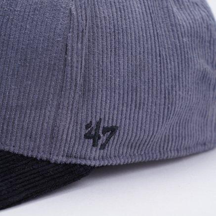 Кепка 47 Brand Dp Corduroy Los Angeles Dodgers - 120383, фото 5 - інтернет-магазин MEGASPORT