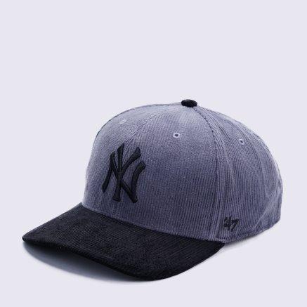 Кепка 47 Brand Dp Corduroy New York Yankees - 120384, фото 1 - інтернет-магазин MEGASPORT