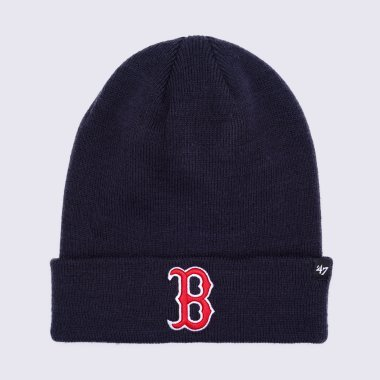 Raised Cuff Knit Boston Red Sox