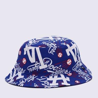 Кепки і Панами 47-brand Bravado Bucket Dodgers - 123019, фото 1 - інтернет-магазин MEGASPORT