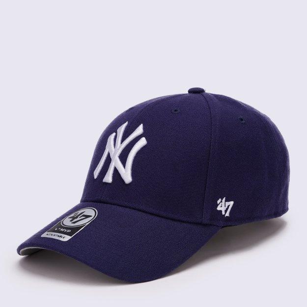 Кепка 47 Brand Mvp Ny Yankees - 111001, фото 1 - интернет-магазин MEGASPORT