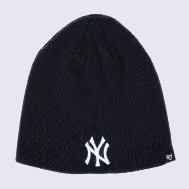 Шапки 47-brand Beanie New York Yankees - 120598, фото 1 - інтернет-магазин MEGASPORT