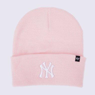 Шапки, Шарфи, Пов'язки 47-brand Haymaker New York Yankees - 126267, фото 1 - інтернет-магазин MEGASPORT