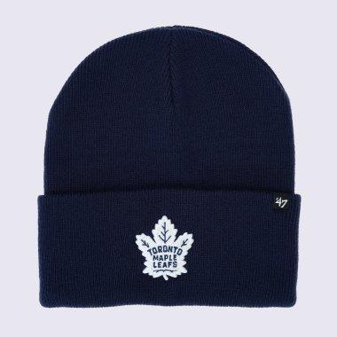 Шапки 47-brand Nhl  Toronto Maple Leafs - 126268, фото 1 - інтернет-магазин MEGASPORT