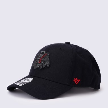Кепки і Панами 47-brand Chicago Blackhawks Snapback - 126276, фото 1 - інтернет-магазин MEGASPORT