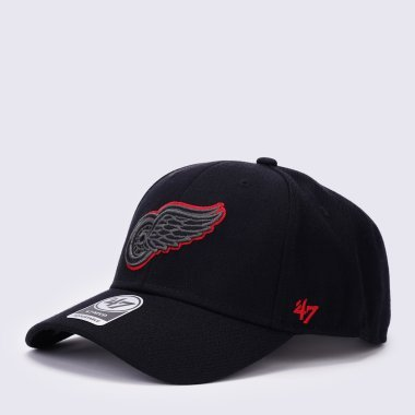Кепки і Панами 47-brand Detroit Red Wings Snapback - 126277, фото 1 - інтернет-магазин MEGASPORT
