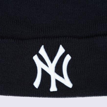 Шапка 47 Brand Raised Cuff Knit New York Yankees - 120394, фото 3 - интернет-магазин MEGASPORT