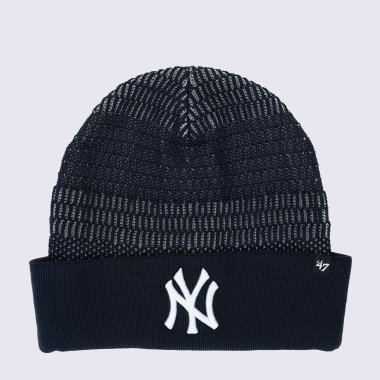 Шапки 47-brand Warp New York Yankees - 126283, фото 1 - интернет-магазин MEGASPORT
