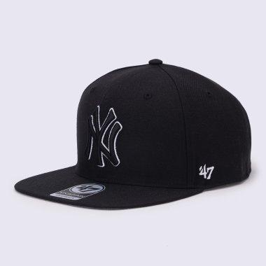 Кепки і Панами 47-brand No Shot Captain Yankees - 135925, фото 1 - інтернет-магазин MEGASPORT