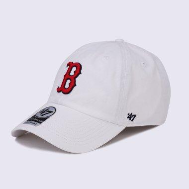 Кепки і Панами 47-brand Clean Up Red Sox - 117285, фото 1 - інтернет-магазин MEGASPORT