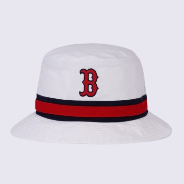 Кепки и Панамы 47-brand Striped Bucket Boston Red Sox - 117291, фото 1 - интернет-магазин MEGASPORT