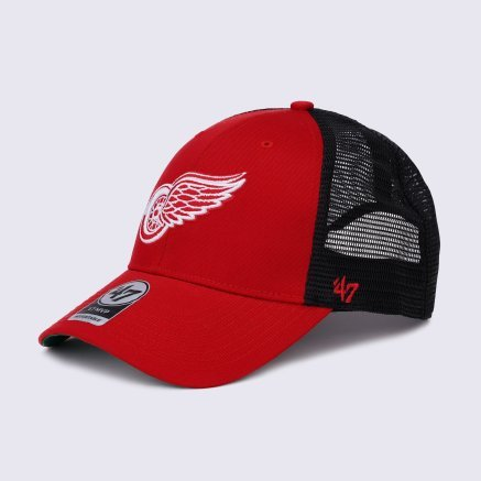 Кепка 47 Brand Mvp Detroit Red Wings - 117296, фото 1 - интернет-магазин MEGASPORT