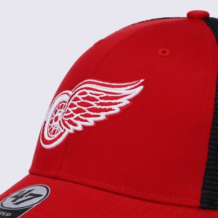 Кепка 47 Brand Mvp Detroit Red Wings - 117296, фото 4 - интернет-магазин MEGASPORT