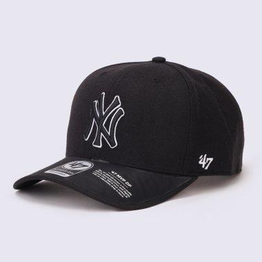 Кепки и Панамы 47-brand Ny Yankees Cold Zone Dp Wool - 141918, фото 1 - интернет-магазин MEGASPORT
