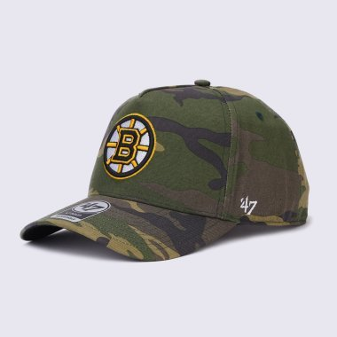 Кепки и Панамы 47-brand NHL BOSTON BRUINS GROVE SNAPBA - 141933, фото 1 - интернет-магазин MEGASPORT