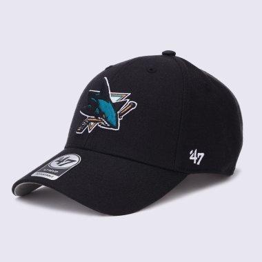 Кепки и Панамы 47-brand NHL SAN JOSE SHARKS - 141937, фото 1 - интернет-магазин MEGASPORT